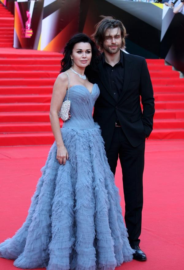 Anastasia Zavorotnyuk et Peter Chernyshev