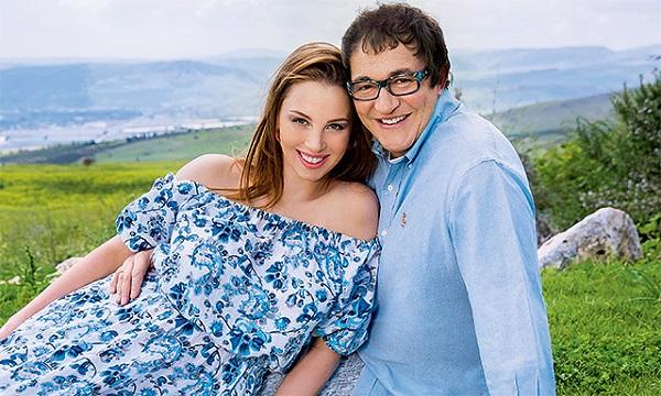 Dmitry Dibrov et Polina Dibrova