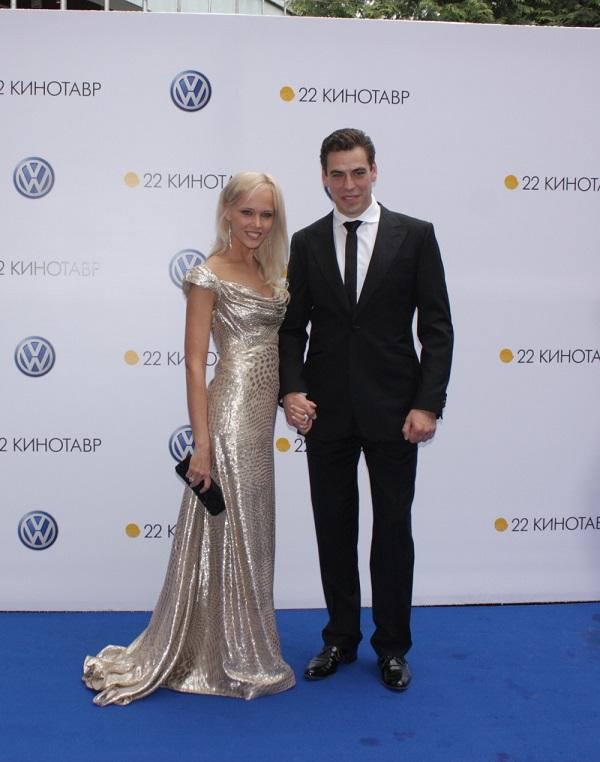 Dmitry et Tatyana Dyuzhevy