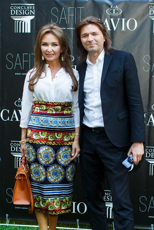 Dmitry et Elena Malikov