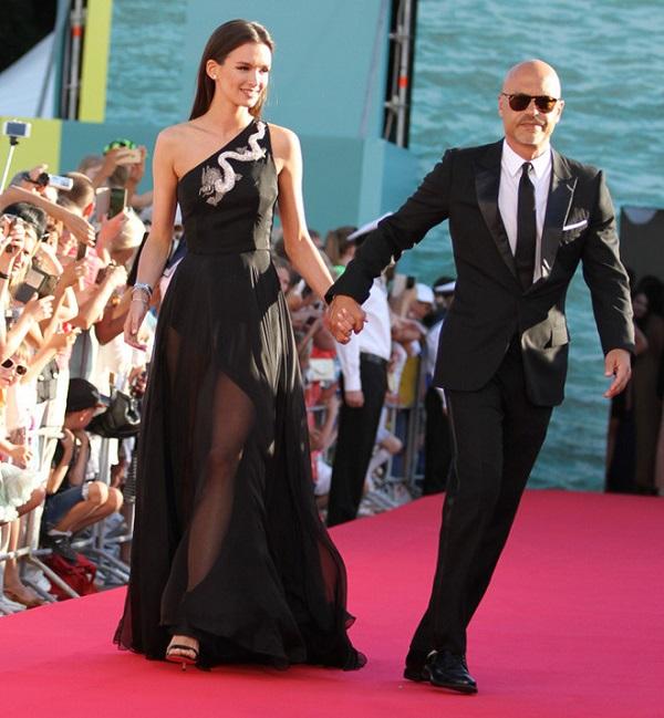 Fedor Bondarchuk et Paulina Andreeva