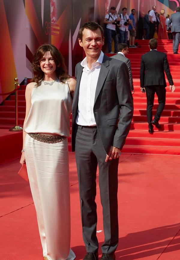 Philip Jankowski et Oksana Fandera