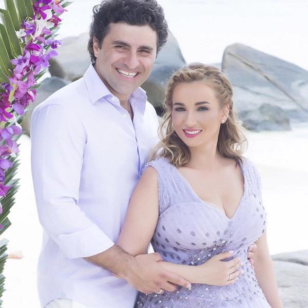 Guram Babliashvili et Anfisa Chekhov