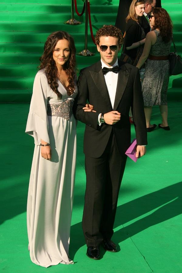Konstantin Kryukov et Alina Alekseeva