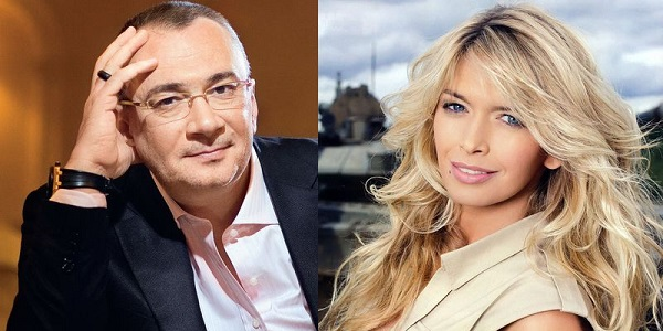 Konstantin Meladze et Vera Brezhneva