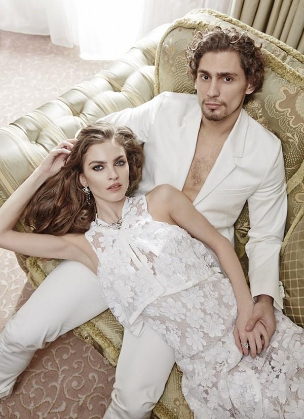 Maria Vinogradova et Ivan Vasiliev