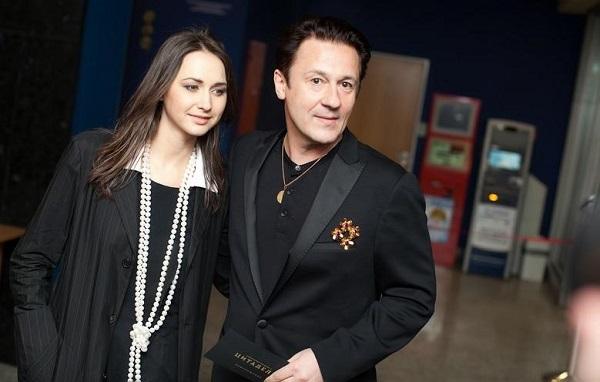 Oleg et Anastasia Menshikovs