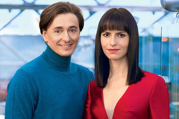 Sergey Bezrukov et Anna Matison