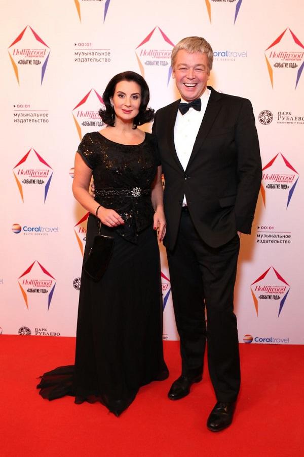Catherine et Alexander Strizhenov