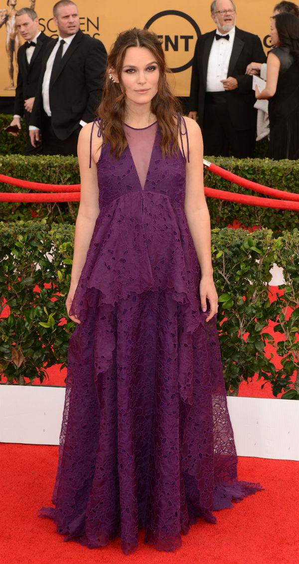 Star di Hollywood in stato di gravidanza: Keira Knightley incinta