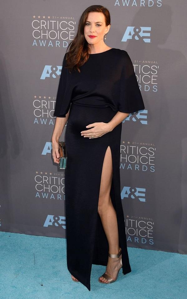 Stars incinta: Liv Tyler incinta