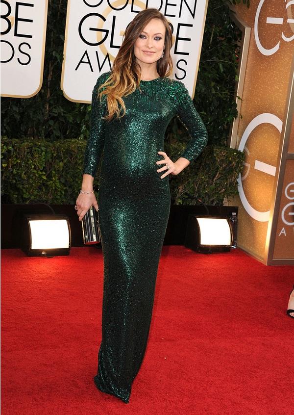 Star del cinema in gravidanza: incinta Olivia Wilde